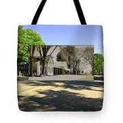 The Commons In Little Compton Rhode Island Tote Bag