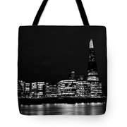 The Shard And Southbank London Tote Bag