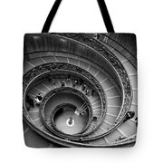 The Vatican Stairs Tote Bag