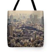 Tokyo, Japan Tote Bag