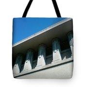 Unity Temple Tote Bag