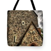 Uppsala Church - Gamia - Uppsala Sweden Tote Bag