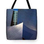 Walt Disney Concert Hall, Los Angeles Tote Bag