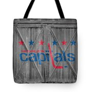 Washington Capitals Tote Bag