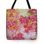 Together Again Watercolor Photography Tote Bag