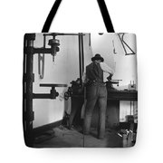 Wilbur Wright (1867-1912) Tote Bag