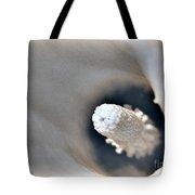 Zantedeschia Named Mozart Tote Bag