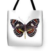 50 Elzunia Bonplandii Butterfly Tote Bag