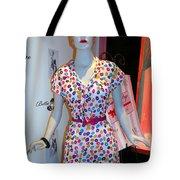 50's Fashion Tote Bag
