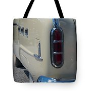 52 Packard Convertible Tail Tote Bag