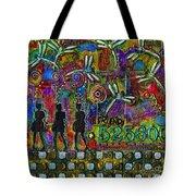 525 600 Minutes - Color Tote Bag