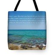 53- Be Happy Tote Bag
