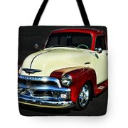 '54 Chevy Truck Tote Bag