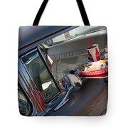 55 Bel Air Door-8190 Tote Bag