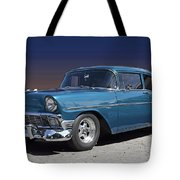 56 Chevy Tote Bag