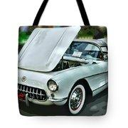 '56 Corvette Tote Bag