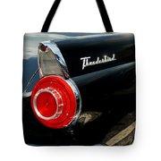 56 Ford Thunderbird Tote Bag