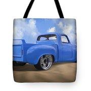 56 Studebaker Truck Tote Bag