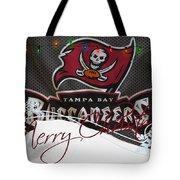 Tampa Bay Buccaneers Tote Bag