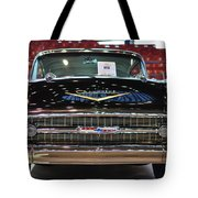 '57 Chevy Bel Air Show Car Tote Bag