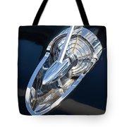 57 Chevy Hood Ornament Tote Bag