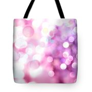 Abstract Background Tote Bag by Les Cunliffe