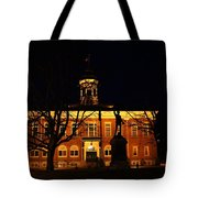 5am At Port Hope Town Hall Tote Bag