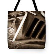 1966 Ferrari 275 Gtb Steering Wheel Emblem Tote Bag