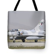 A Qatar Emiri Air Force Mirage 2000 Tote Bag