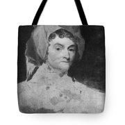Abigail Adams (1744-1818) Tote Bag