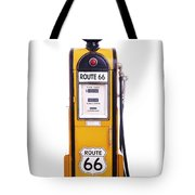 Antique Fuel Pump Tote Bag