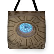 Bancroft Hall Tote Bag