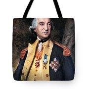 Baron Friedrich Von Steuben Tote Bag