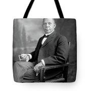 Booker T Tote Bag