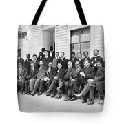 Booker T. Washington Tote Bag
