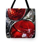Brake Light 13 Tote Bag