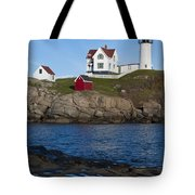 Cape Neddick Lighthouse Tote Bag