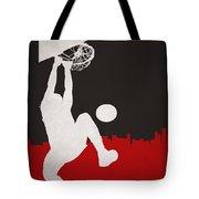 Chicago Bulls Tote Bag