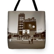 Citizens Bank Park - Philadelphia Phillies Tote Bag