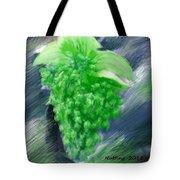 Colorful Grapes Tote Bag