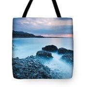 Blue Crete. Tote Bag