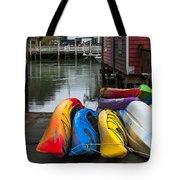 Water Adventure Awaits Tote Bag