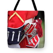 English Uniforms Tote Bag