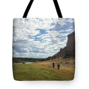 Exploring Big Bend National Park Tote Bag