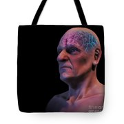 Geriatric Brain Tote Bag