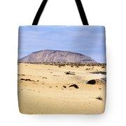 Graciosa Island Tote Bag