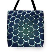 Graphene Structure Tote Bag