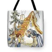 Grimm: Hansel And Gretel Tote Bag