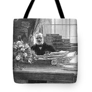 Grover Cleveland (1837-1908) Tote Bag