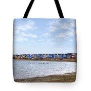 Hengistbury Head - England Tote Bag
